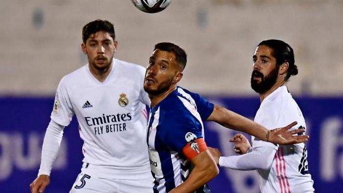 Real Madrid blamiert sich gegen Drittligisten