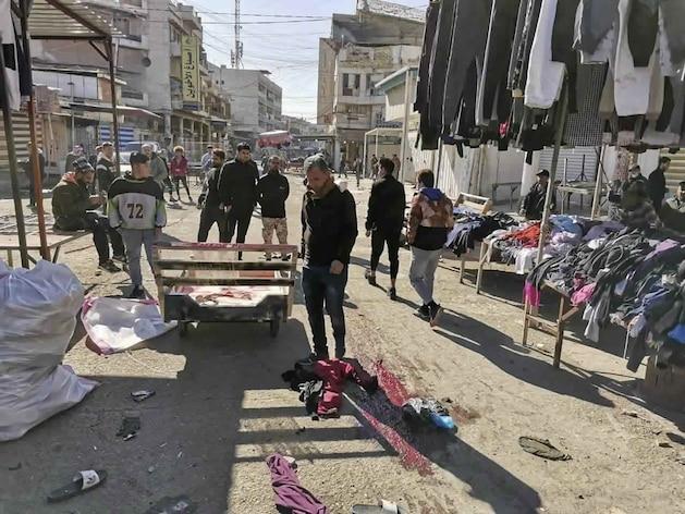 Tote und Verletzte nach Doppelanschlag in Bagdad