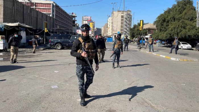 Suicide bombing first time in nearly 2 years rocks Baghdad; 13 killed