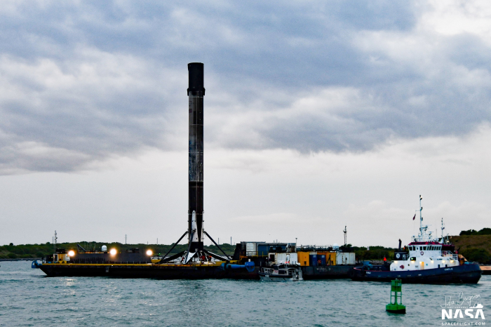 First Starlink mission of 2021 launched by SpaceX