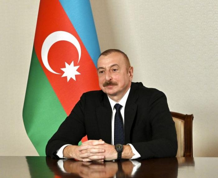 Président Ilham Aliyev:  «Ce projet ouvre de grandes opportunités en matièred