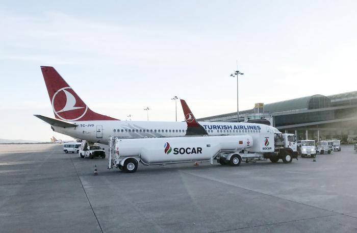 SOCAR Aviation begins supplying fuel to Izmir Adnan Menderes Airport