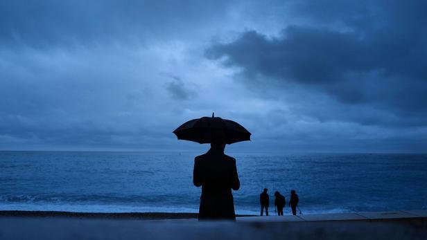 France:   une tempête, baptisée «Hortense», s