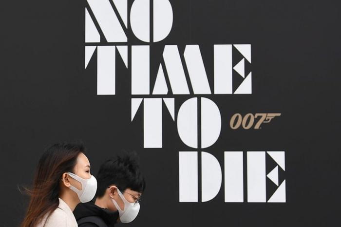 La sortie du film «No Time To Die»encore repoussé