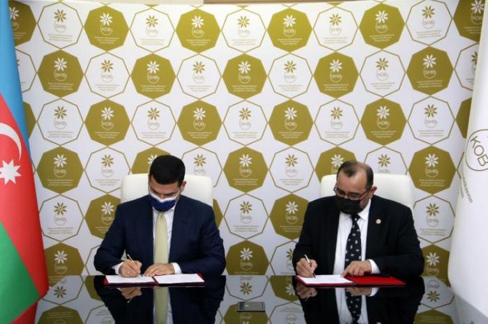 KOBİA və TÜMKİAD anlaşma memorandumu imzaladı