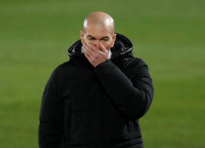 Foot:Zinédine Zidane testé positif au coronavirus