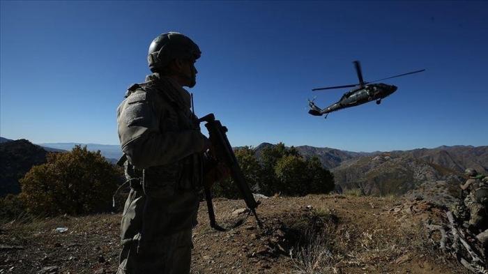 La Turquie annoncela neutralisation de 3 terroristes du PKK dans le nord de l