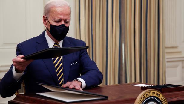 Joe Biden estime que la pandémie de Covid-19 fera bien au-delà de 600.000 morts aux États-Unis