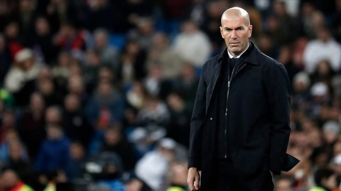 Real Madrid manager Zidane tests positive for coronavirus
