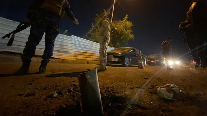 Iraq says 3 rockets fired at Baghdad airport