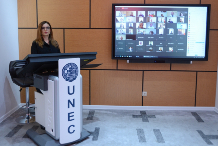"UNEC hosts international conference on ""Azerbaijan"