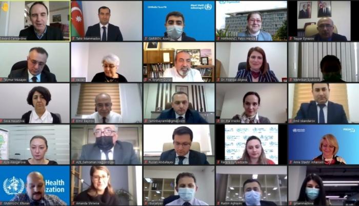 WHO Azerbaijan organizes PROACT-Care project coordination meeting