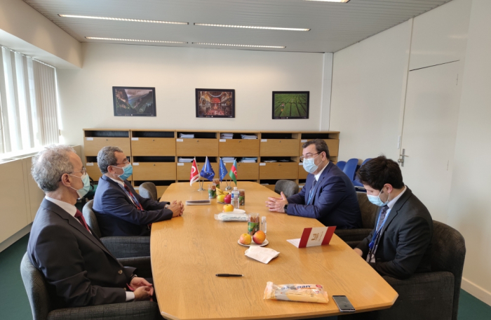 Azerbaijan, Turkey discuss prospects for joint activities in PACE