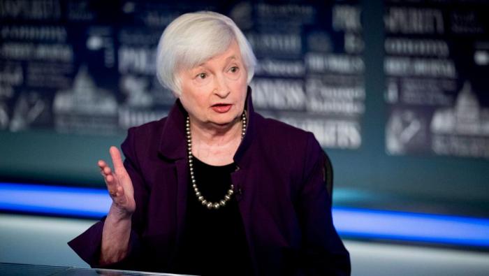 Janet Yellen wird erste Finanzministerin der US-Geschichte