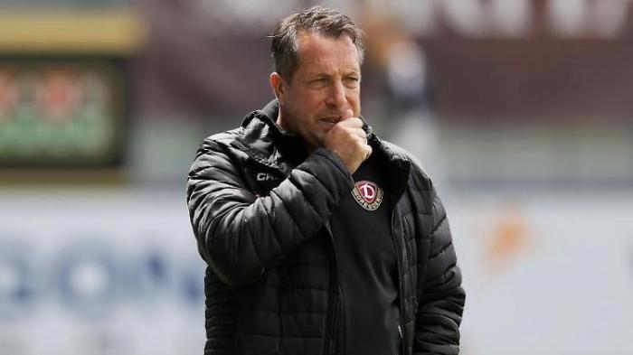 Sorge um Dynamos Trainer Kauczinski