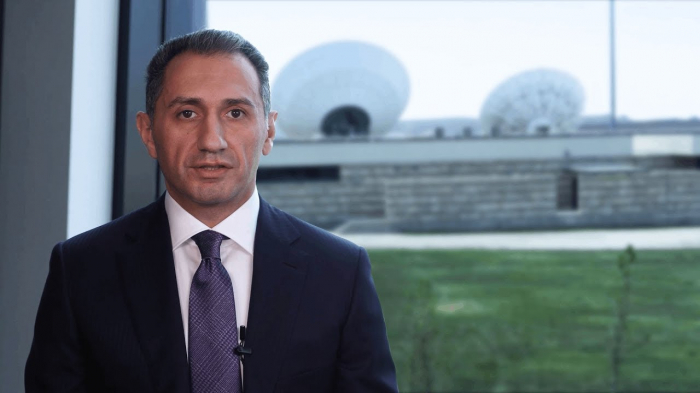 Azerbaijani president dismisses Azercosmos head