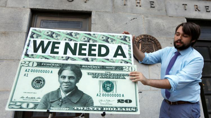 Biden-Regierung plant neue 20-Dollar-Note