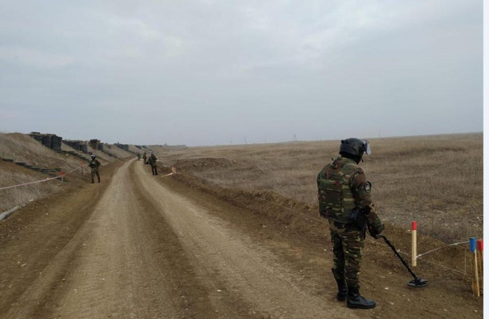 Azerbaijani ministry discloses number of mines defused in liberated lands -  VIDEO