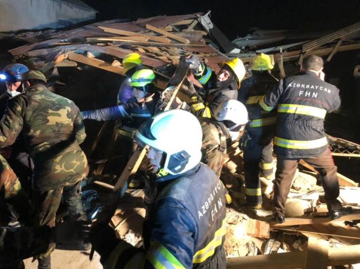 Explosion kills 2in Azerbaijan