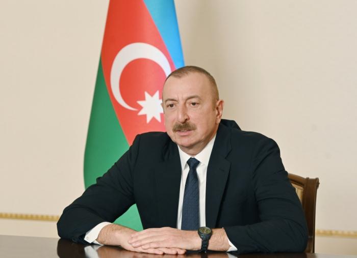 """""""Şuşanın bərpası, dirçəlməsi hamımızın işidir"""" -    İlham Əliyev"""