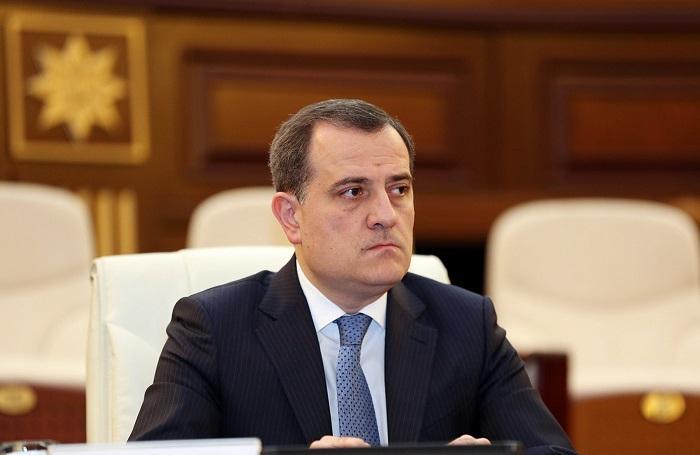 Djeyhoun Baïramov a reçu le secrétaire d'Etat français auprès du ministre de l'Europe et des Affaires étrangères