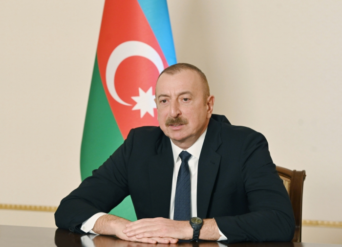 """""""El mundo entero ha reconocido a Shusha como una ciudad azerbaiyana"""" -   Ilham Aliyev"""