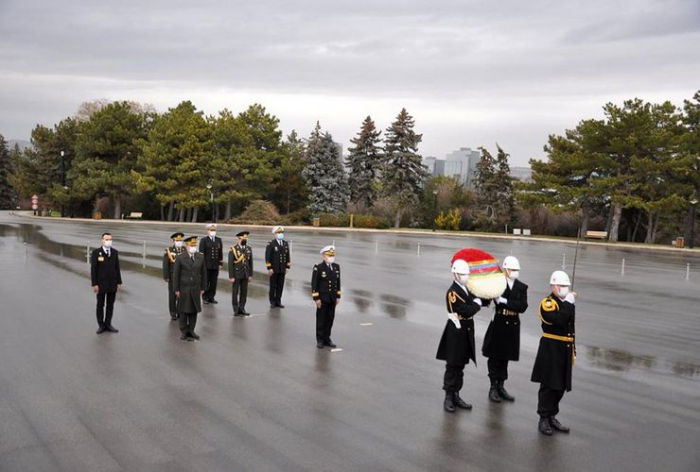 Azerbaijani Naval Forces delegation visits Turkey