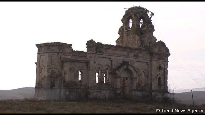 Armenians destroyed Russian church in Khojavend –   PHOTO