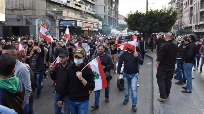 Clashes between protesters, police in Lebanon leave 226 injured