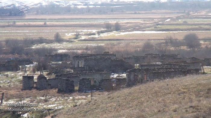 Azerbaijan shares new video from Zangilan district