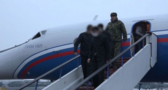 Russian peacekeeping contingent discloses number of POWs returned to Baku, Yerevan