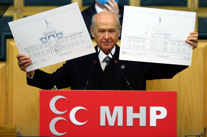 Delegation of Turkey's MHP intending to build school in Shusha arrives in Azerbaijan