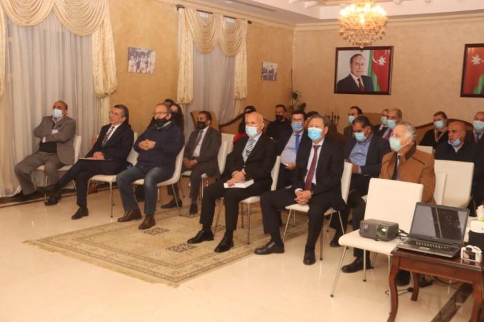 سفارة أذربيجان في الأردن تحيي الذكرى ال31 لمأساة 20 يناير - صور