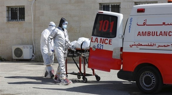 427 إصابة جديدة بفيروس كورونافي فلسطين