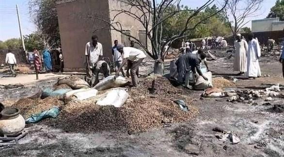 المواجهات في دارفور تخلف أكثر من 200 قتيل فيالسودان
