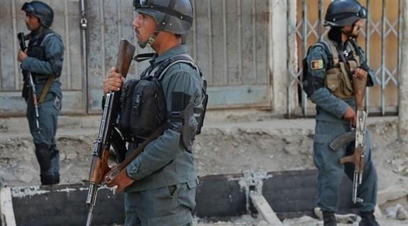 مقتل 6 من قوات الأمن في هجوم لطالبان في أفغانستان
