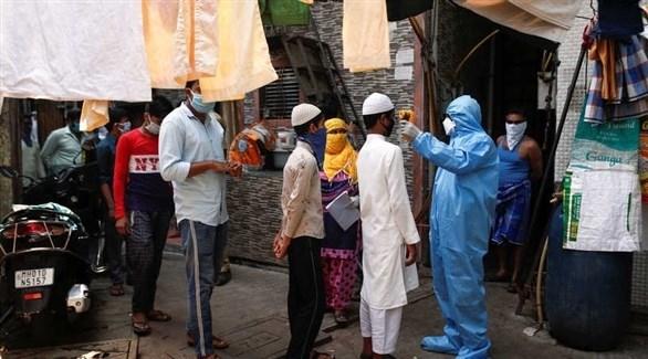الهند تسجل 14 ألف إصابة جديدة بكورونا