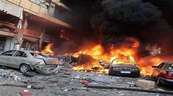 إصابة 6 في انفجارين بأفغانستان