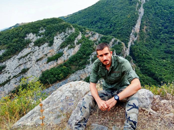 Armenischer Aktivist deckt die versteckten Verluste auf