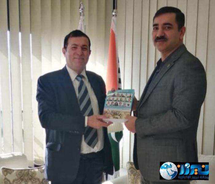 """الملحق العسكري الباكستاني: """"عمان مدينة رائعة"""""""