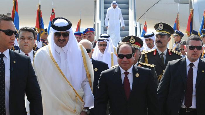 """وكالة: قطر تتعهد لمصر بتغيير سياسة """"الجزيرة"""" وعدم التدخل في شؤونها"""