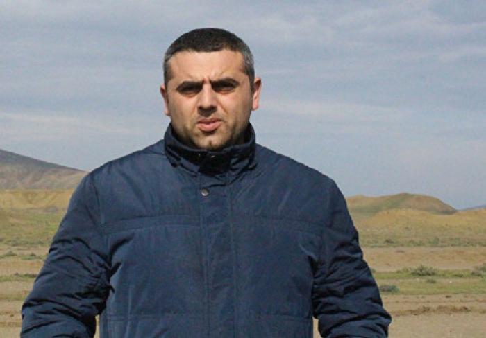 """""""Şamaxıda vulkan məhsulu 3 hektar əraziyə yayılıb"""" -    Ceyhun Paşayev"""