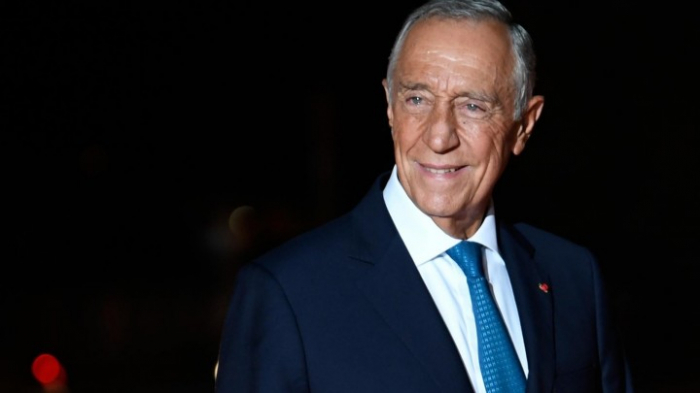 Präsident Rebelo de Sousa wiedergewählt