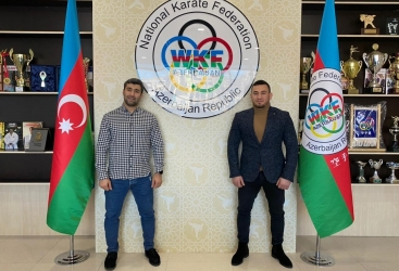 Karatecas azerbaiyanos ponen fin a su carrera y se convierten en entrenadores
