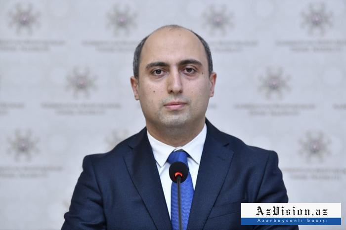 Ministre azerbaïdjanais de l