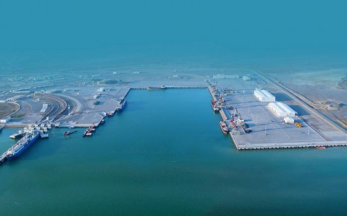 Frachtumsatz von Baku Port nimmt zu