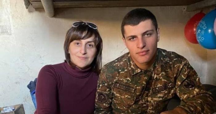 """والدة جندي أرمني لباشينيان:   """"أنت لست بشرا"""""""