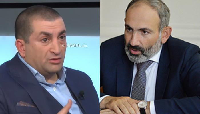 """""""Azərbaycanlılar Nikola, biz isə Elçibəyə görə sevinirdik""""-   Erməni politoloq"""