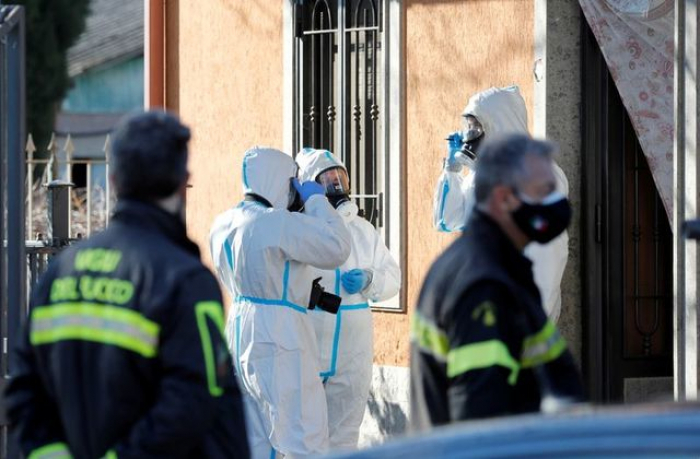 At least five dead after suspected gas leak at Italian nursing home