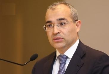 """Ministro: """"La recuperación de Karabaj será un gran impulso para el desarrollo del sector no petrolero"""""""